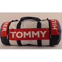 Bolsa Tommy Hilfiger Duffle Grande Para Viagem Envio Imediat