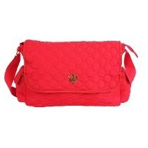 Bolsa Carteiro Capricho Love Red - Pasta - Original