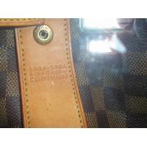 Bolsa Louis Vuitton Edição Comemorativa 100 Anos Da Marca
