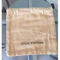 Saco Carteira / Chaveiro Ou Óculos Louis Vuitton