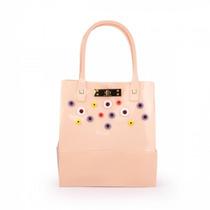 Bolsa Petite Jolie Shopper Com Ilhós - Pj1361