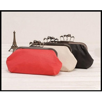 Clutch Bag Com Soco Inglês - Bolsa De Mão - Pronta Entrega!