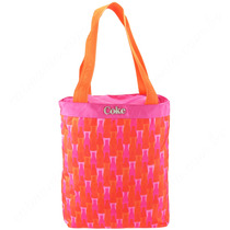 Bolsa Coca-cola Pop Bottle 711095c | Catmania