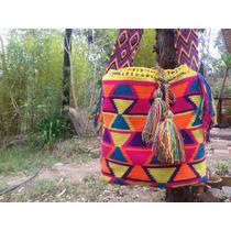 Bolsas Wayuu Colombiana - Importada Da Colombia