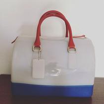Bolsa Furla Original Tricolor