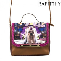 Bolsa Rafitthy Be Forever Coleção 2015 | 1161304