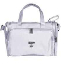 Bolsa Maternidade Anne Butterfly Prata Master Bag