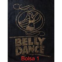 Bolsa Bellyshine Dança Do Ventre Dv Pequenos Defeitos