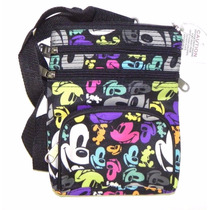 Bolsa Mickey Park Disney 100% Original E Importada