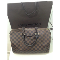 Bolsa Louis Vuitton Speedy Ebene 30