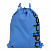 Bolsa De Academia Adidas Performance Linear - Cor Azul