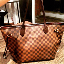 Bolsa Louis Vuitton Neverfull Gm Original