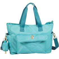 Bolsa Maternidade Summer Classic Celeste Master Bag