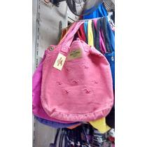 Bolsa Hollister Feminina Mala Sacola Rosa Bb +cores Original