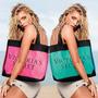 Maxi Bolsa Sacola Pink Victorias Secret