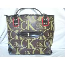 Bolsa Calvin Klein + Bolsinha De Mão-ck