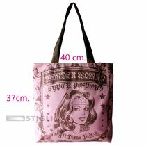 Bolsa Sacola Mulher Maravilha Santino Originals De129,90 Por