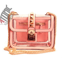 Bolsa Luxo Transparente - Frete Grátis