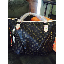 Bolsa Louis Vuitton 1º Linha De Couro Nunca Usada!