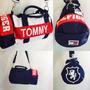 Bolsa Unissex Tommy Mini Duffle Importada+ Brinde Bolsa Nike