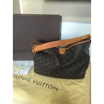 Bolsa Louis Vuitton Delightful Pm Original Com Nf