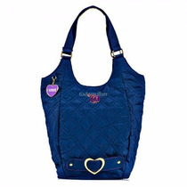 Bolsa Capricho Tote Bag Azul - Nova - Linda!