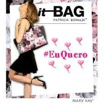 Bolsa De Consultora It Bag Mary Kay 2014