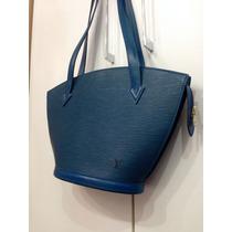 Bolsa Louis Vuitton Autentica Cor Azul