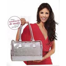 Bolsa Fashion Avon Transparente .