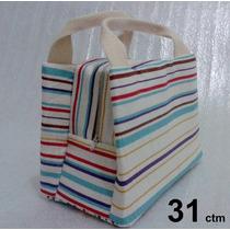 Lancheira Térmica Bolsa Cooler Bag Grande