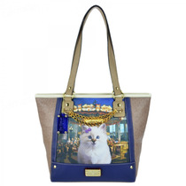 Bolsa Rafitthy Be Forever Cat Carrossel 11.61104 | Catmania