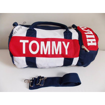 Oferta Bolsa Tommy Hilfiger Duffle (pequena) Envio Imediato
