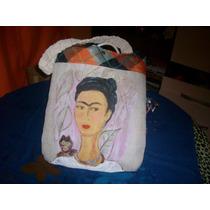 Bolsa - Arte Frida Khalo