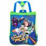Bolsa Mochila Carros E Toy Story Praia Piscina Original