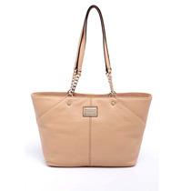 Bolsa Feminina Calvin Klein Couro Nude - H4aaa2fg
