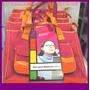Kit Com 5 Maletas Bolsa Lady Rosa P/ Notebook Ate 15`4