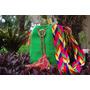 Bolsa Wayuu Tecida A Mao Original Da Colombia . Muito Linda