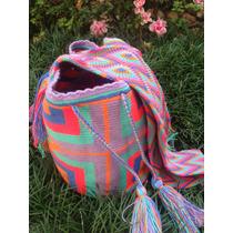Bolsa Wayuu Original Muito Linda E Colorida