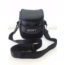 Bolsa Case Bag Câmera Semi Profissional Sony