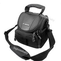 Bolsa Case Câmera Canon T2 T3 T4 T5 5d 6d 7d 60d Sx50 Sx500