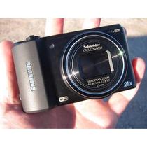 Câmera Semiprofissional Samsung Wb850f Wifi Gps 16mp Full Hd