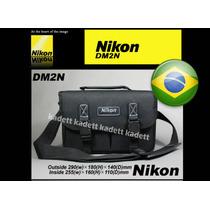 Bolsa Nikon D3100 D3200 D5100 P510 L810 D90 D70 D7000