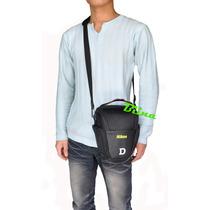 Bolsa Case Bag Nikon D90 D300 D700 D3100 D5100 D7100 Biina