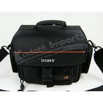Case Bolsa Sony Alpha A37 Nex A300 A330 H200 Hx300