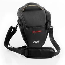 Bolsa Case Câmera Digital Dslr Canon T3 T5 60d 70d 5d 6d 7d