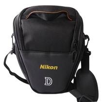 Bolsa Case Câmera Nikon D3100 D5100 D7100 P320 P520 L820 D90