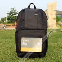 Mochila Lowepro Fastpack 350 Dslr Camera/ Laptop 17