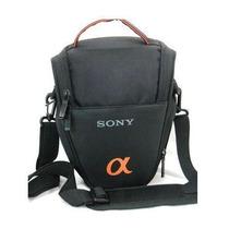 Bolsa Case Bag P/ Camera D-slr Sony Alpha Nex A230 A200 A300