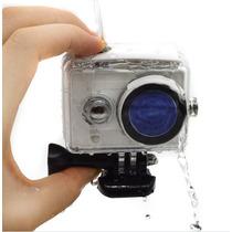 Para Xiaomi Xiaoyi Underwater Camera Dive Caixa Estanque