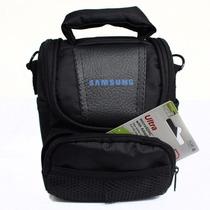 Bolsa Case Câmera Samsung Nx300 Nx30 Wb100 Hz50w Galaxy Nx